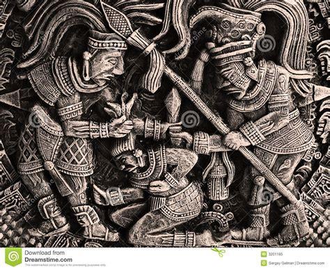 Aztecas imagen de archivo. Imagen de arte, mexicano ...