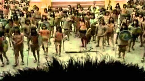 Aztecs ~ Spanish Invasion - YouTube