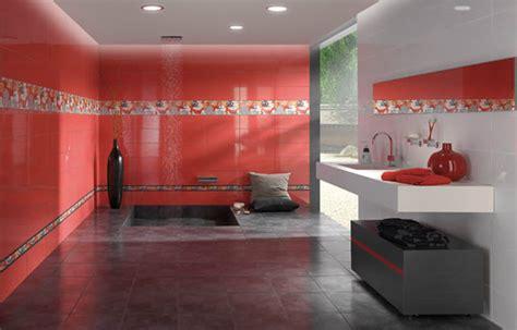 Azulejos Para Baño Rojo ~ Dikidu.com