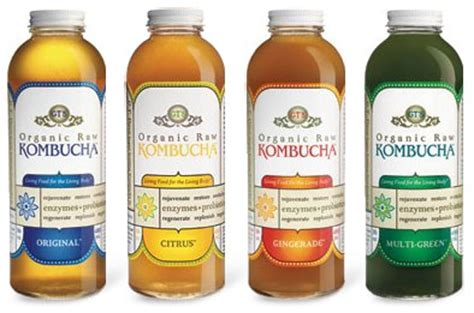 BABY AND COOL : BABY PRODUCTOS   BABY PRODUCTS: Kombucha