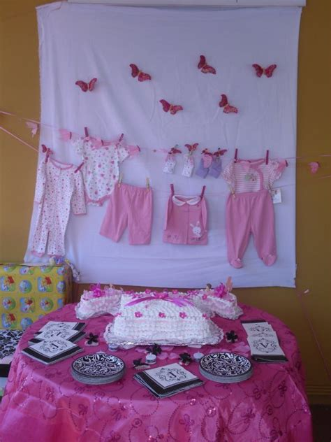 Baby Girl Shower Decorations – Decoration Ideas