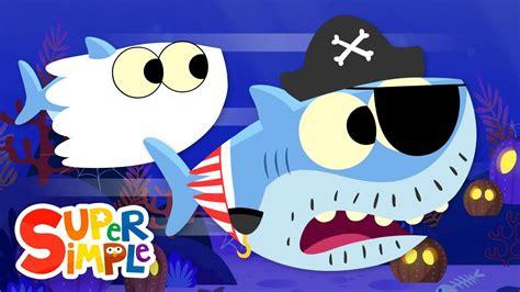 Baby Shark Halloween | Kids Songs | Super Simple Songs ...