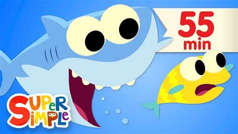 Baby Shark | + More Kids Songs | Super Simple Songs - YouTube