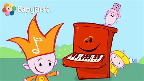 BabyFirst: Divertido para niños | Las Notas Musicales   El ...