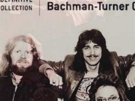 Bachman Turner Overdrive - You Ain't Seen Nothing Yet ...