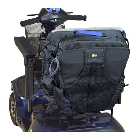 Backpack for Mobility Scooters and Power Chairs : Monster ...