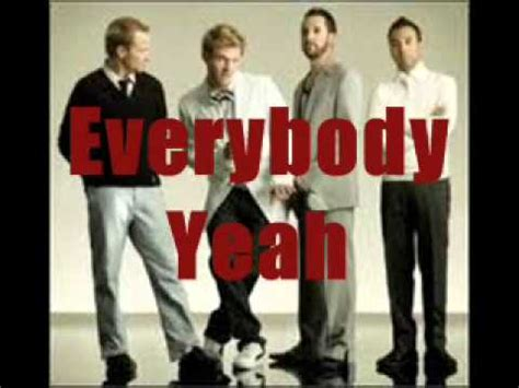 Backstreet Boys Everybody  Backstreets Back  with Lyrics ...