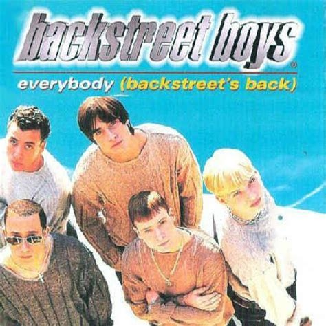 backstreet boys everybody CD Covers