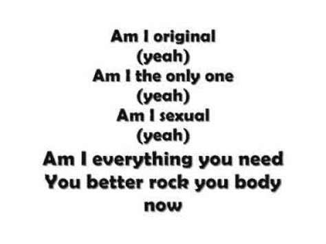BackStreet Boys   Everybody Lyrics  Original Version ...