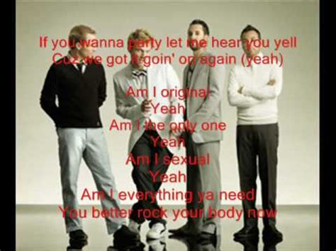 Backstreet Boys   Everybody  Subtitles    YouTube