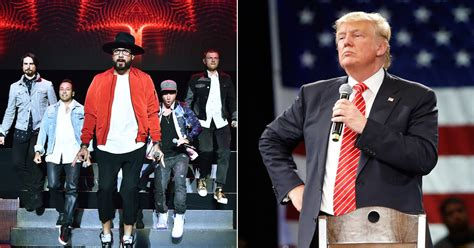 Backstreet Boys to Trump: Stop Playing Our Music - Rolling ...