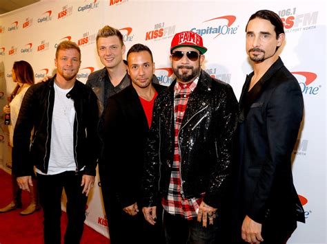 Backstreet Boys Videos at ABC News Video Archive at ...