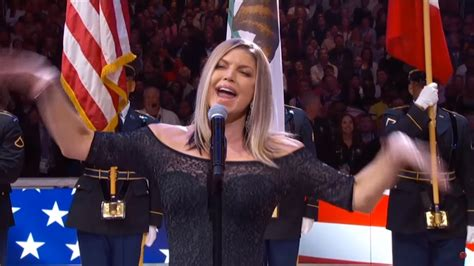Bad Lip Reading Fixed Fergie's Disastrous Star Spangled Banner