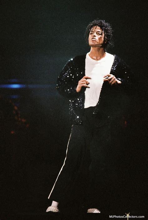 Bad Tour   Billie Jean   Michael Jackson Photo  13443764 ...