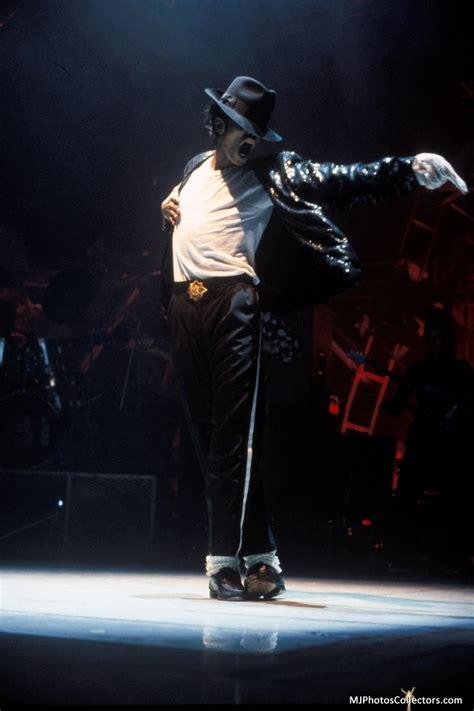 Bad Tour   Billie Jean   Michael Jackson Photo  13443788 ...