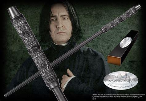 Baguette de Severus Rogue | Wiki Harry Potter | Fandom ...