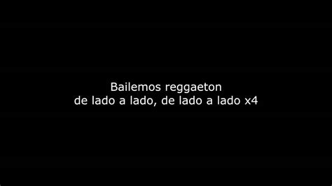 Bailame Trebol Clan Letra - YouTube