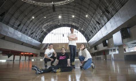 Bailando sobre patines | Madrid | EL PAÍS