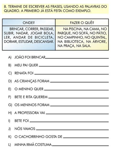 BAIXAR EM PDF Atividades 3º ano 2 PARA SALVAR A IMAGEM ...