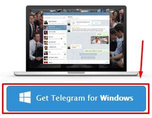 Baixar Telegram para PC