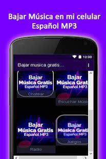 Bajar Musica Gratis Mp3 Español Al Celular Guia   Android ...