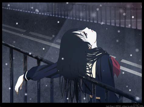 Bajo la lluvia anime   Imagui