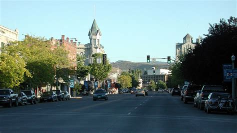 Baker City, Oregon - Wikipedia