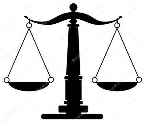 balança da justiça — Vetores de Stock © leonardo255 #64329547