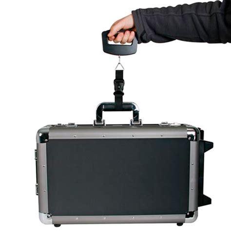 Balanza/Bascula para pesar equipaje, digital  40kg/10g
