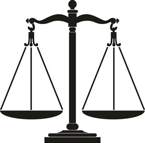 Balanza De Justicia Vector - ClipArt Best