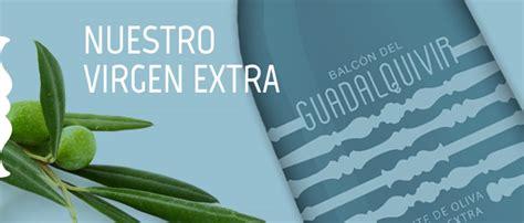 BALCÓN DEL GUADALQUIVIR -Aceite de Oliva Virgen Extra ...