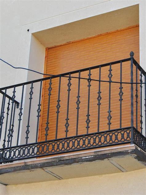 Balcones de hierro forjado   Forja Herrom