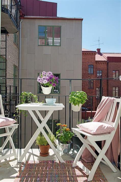 Balcones pequeños. Ideas para decorar balcones pequeños ...
