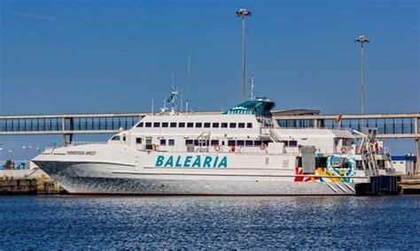 Balearia.com a | Groupon