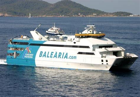 Balearia   Ferry Maatschappij   Overtocht.nl