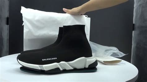 Balenciaga speed trainer sock race runners New Colorway ...
