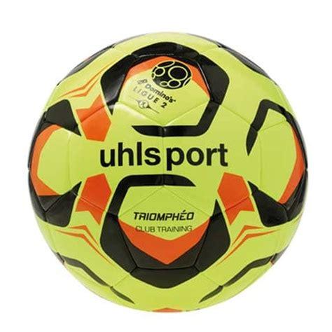 Ballon d entraînement Uhlsport Ligue 2 Club Training Taile ...