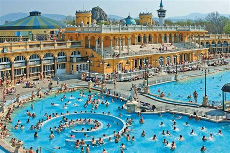 Balneario Széchenyi  Budapest  Mayores baños termales ...