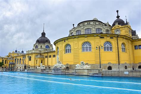 Balneario Széchenyi Budapest, visitar, horario, precio y ...