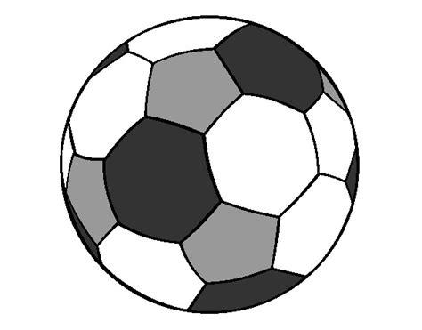 Balon de futbol dibujar - Imagui