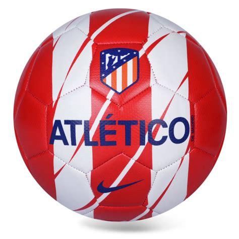 Balón Fútbol 11 Prestige Atlético de Madrid 2017/2018 Rojo ...