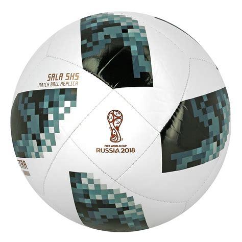 Balón Telstar World Cup Sala 5X5 blanco negro |futbolmania