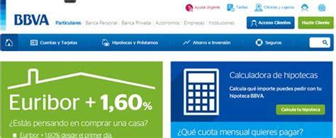 Banca BBVA online particulares