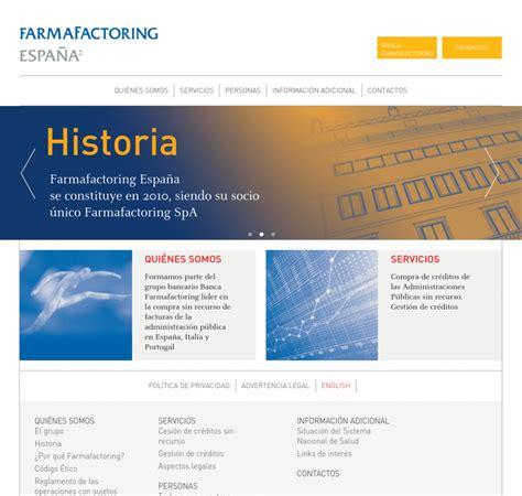 Banca Farmafactoring se estrena en España con la Cuenta ...