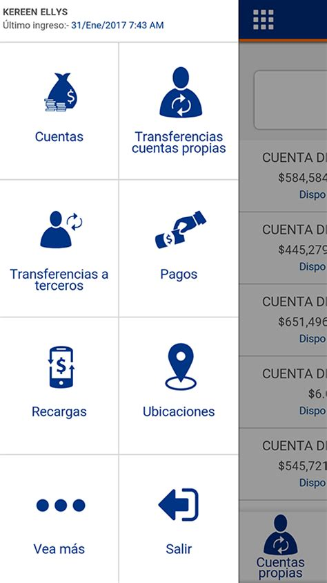 Banca Móvil de Banco General   Android Apps on Google Play
