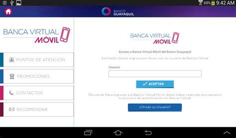 Banca Virtual Móvil - Aplicaciones Android en Google Play