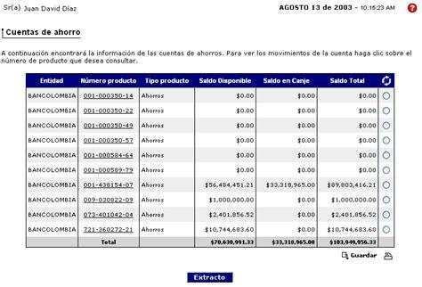 Banco Agrario Cuenta Ahorros Consulta Saldo | consulta de ...