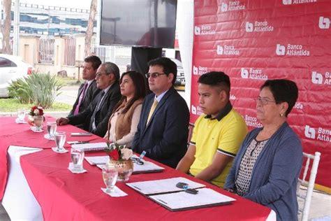"""BANCO ATLÁNTIDA HACE ENTREGA A LOS GANADORES DE """"LA ..."""