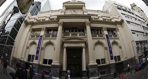 Banco Central De La Repblica Argentina | cu 225 ntas ...