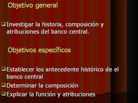 Banco central de la Republica Dominicana - Monografias.com